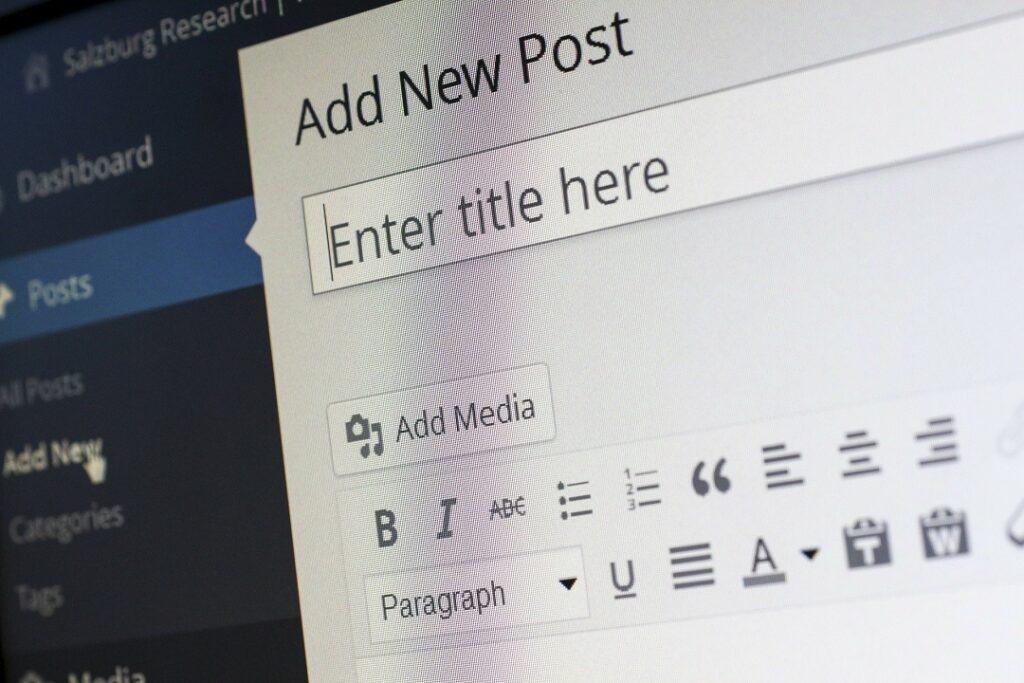 Cara Membuat Postingan di Wordpress
